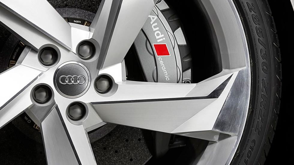 Audi Prologue Piloted Driving Concept rueda