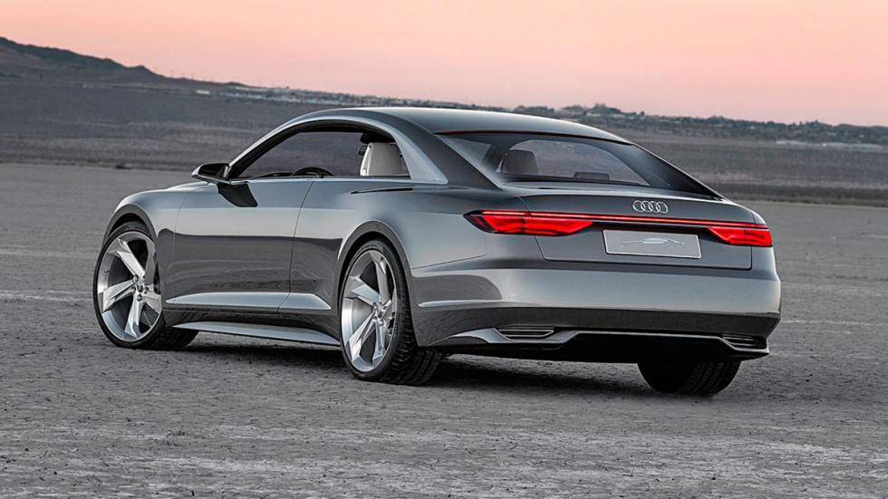 Audi Prologue Piloted Driving Concept trasera