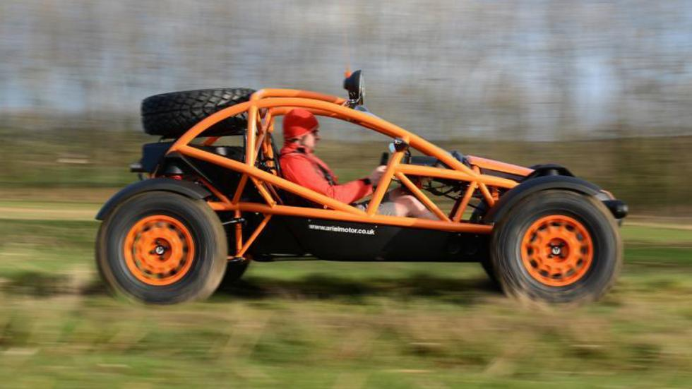 Nuevo Ariel Nomad lateral
