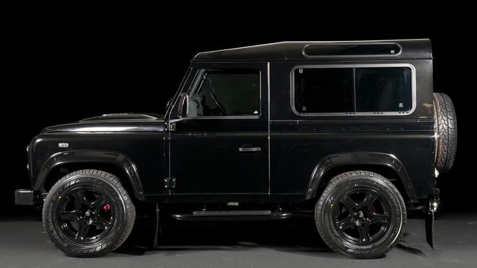 Land Rover Defender Ultimate RS detalle lateral