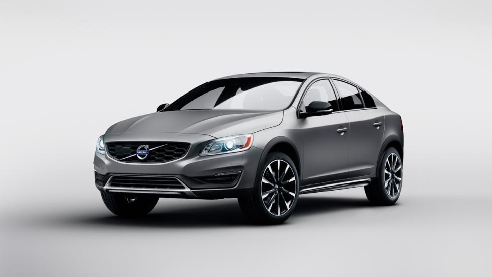 Volvo S60 Cross Country 2015 - Frontal
