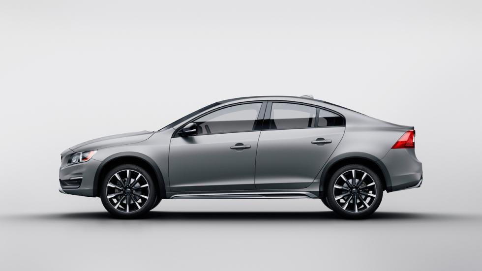 Volvo S60 Cross Country 2015 - Lateral