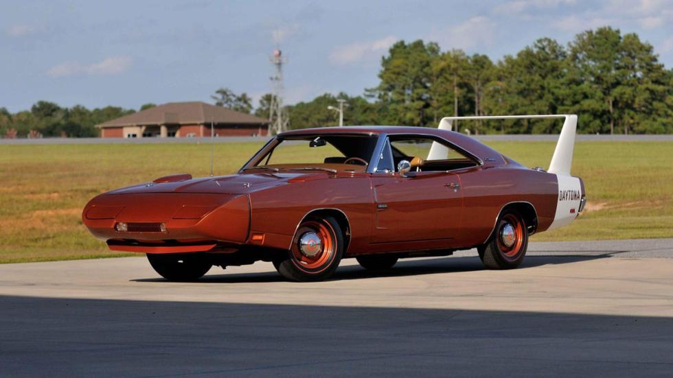 Dodge Hemi four-speed Daytona de 1969