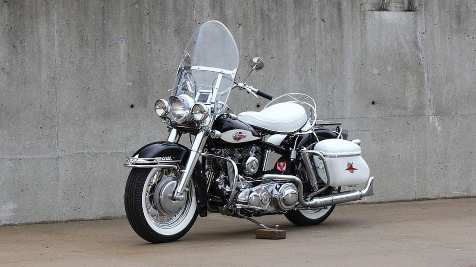 Harley-Davidson FLH Duo-Glide de 1959 de Jerry Lee Lewis