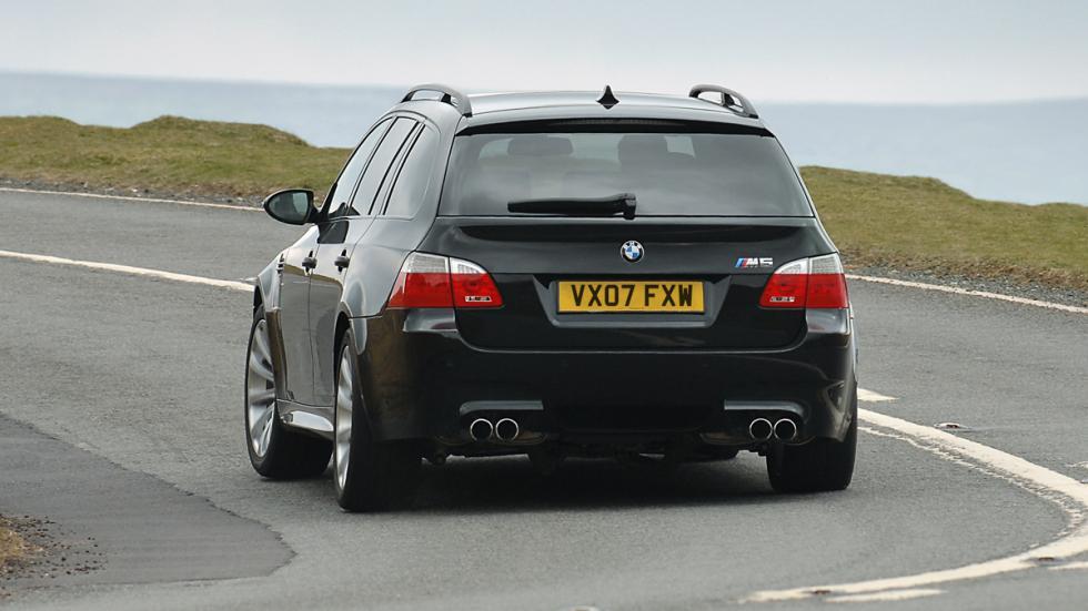 mejores familiares deportivos BMW M5 Touring e60