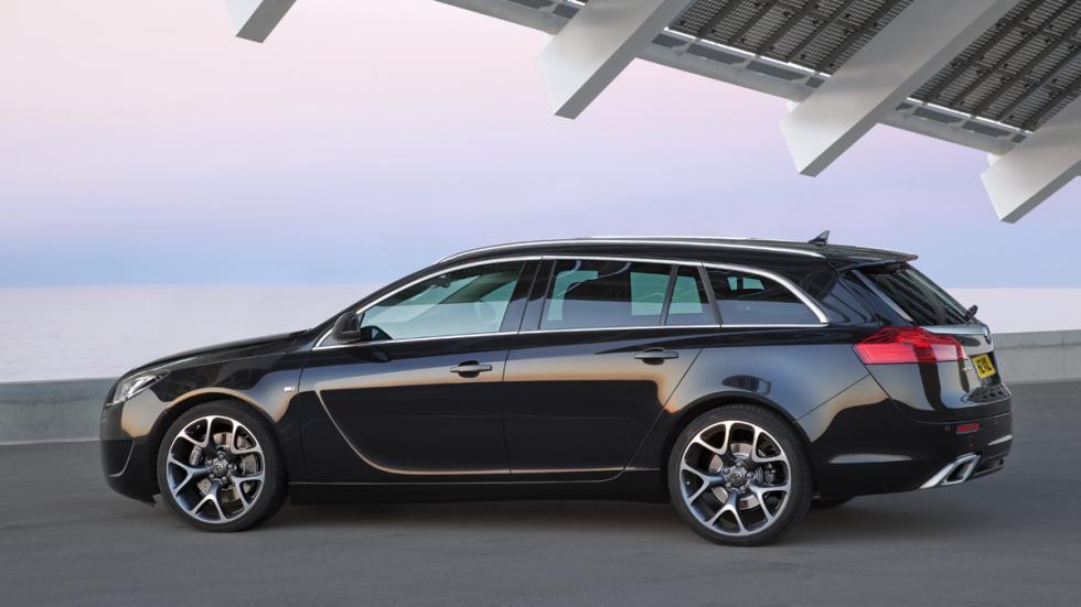 mejores familiares deportivos Opel Insignia OPC Sports Tourer