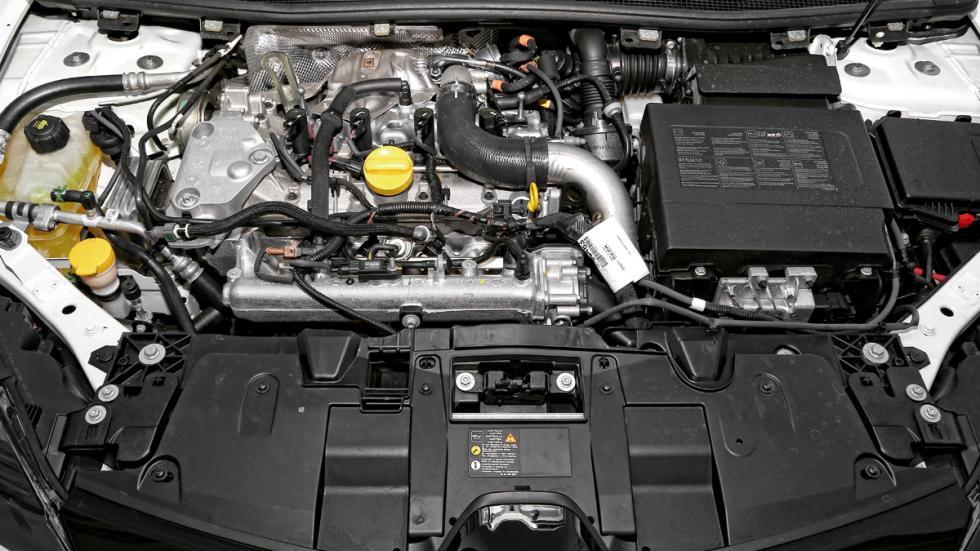 Renault Mégane RS Trophy R motor