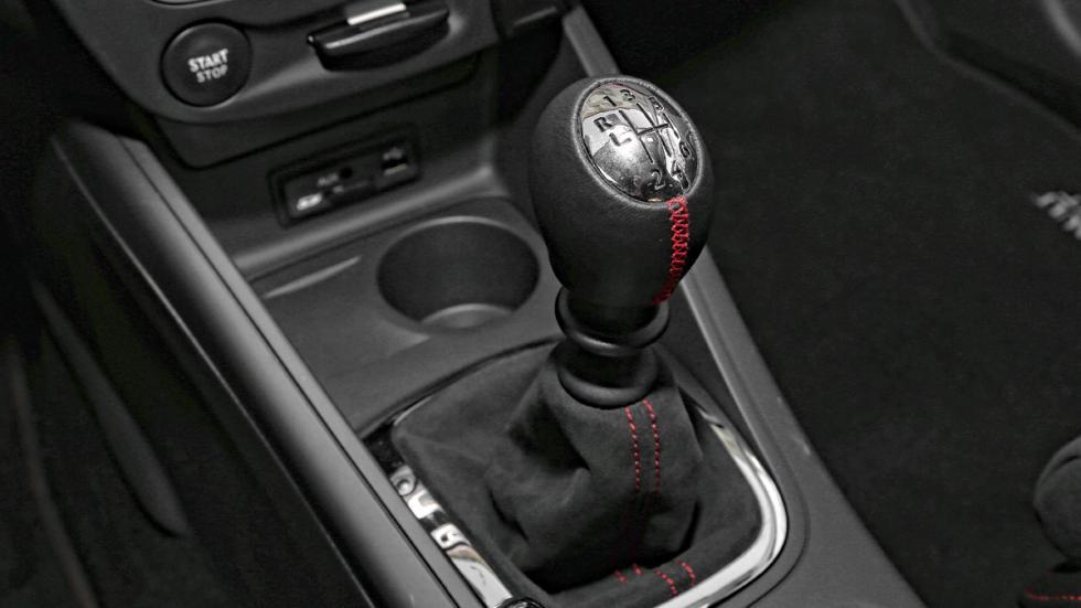 Renault Mégane RS Trophy R cambio