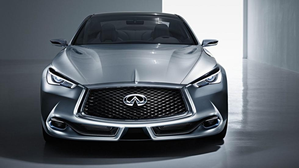 Infiniti Q60 Concept frontal