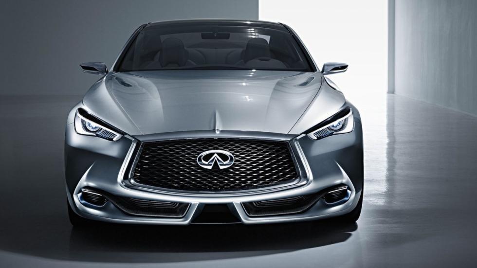 Infiniti Q60 Concept frontal