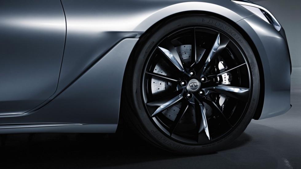 Infiniti Q60 Concept rueda