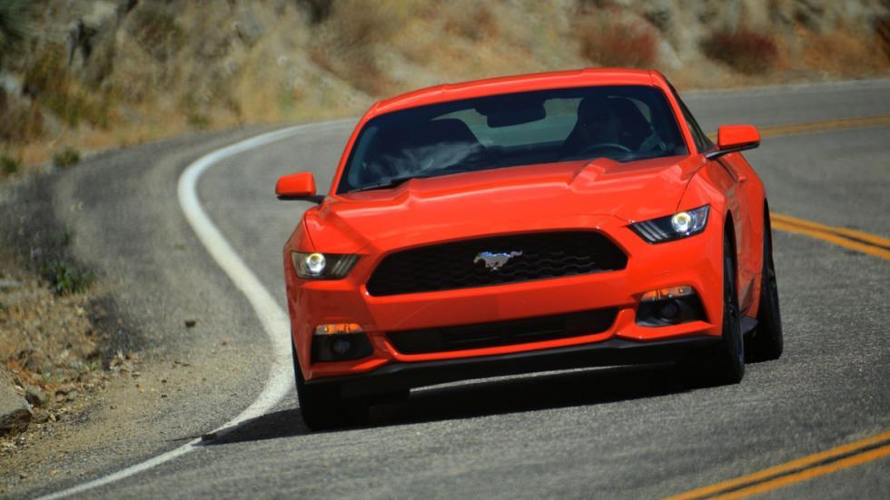 coches más esperados 2015 Ford Mustang