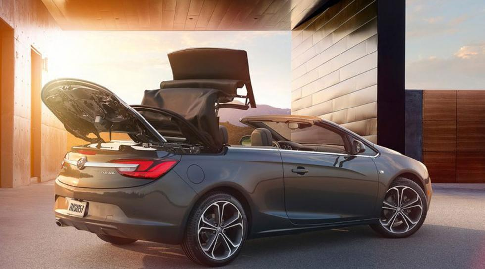 Buick Cascada descapotable