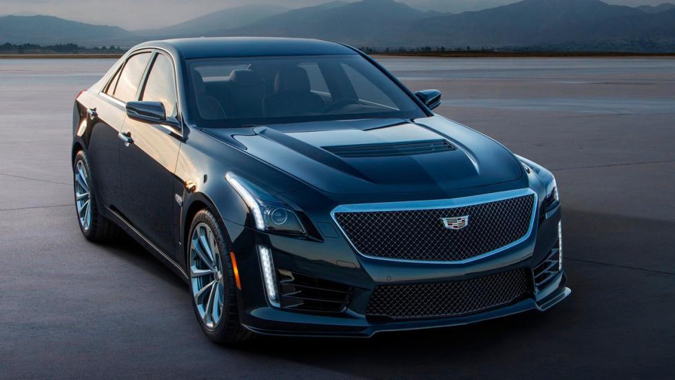 Cadillac CTS-V 2016 frontal
