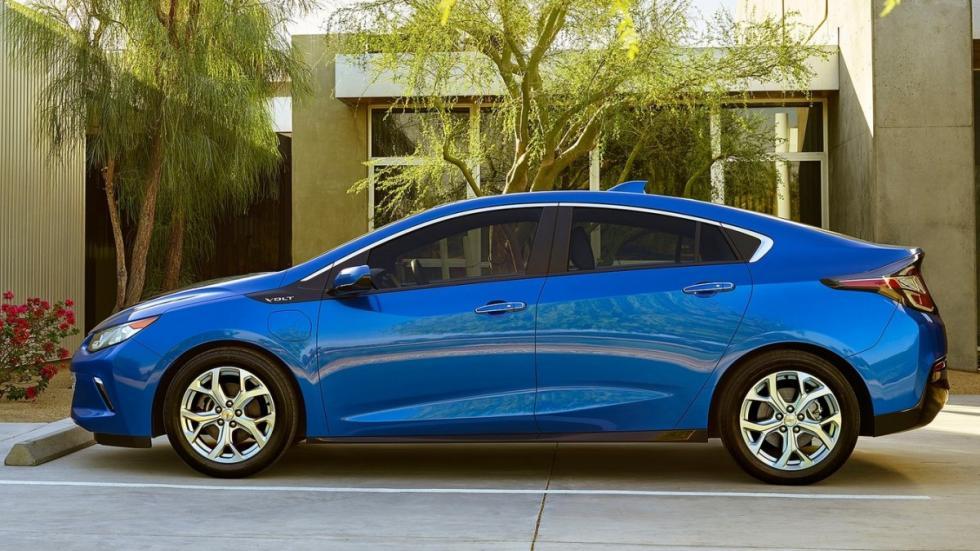 Chevrolet Volt 2016 perfil