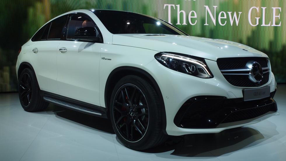 Mercedes GLE 63 Coupé