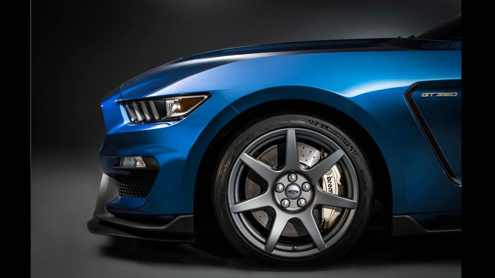 Ford Mustang Shelby GT350R 2016 - 5