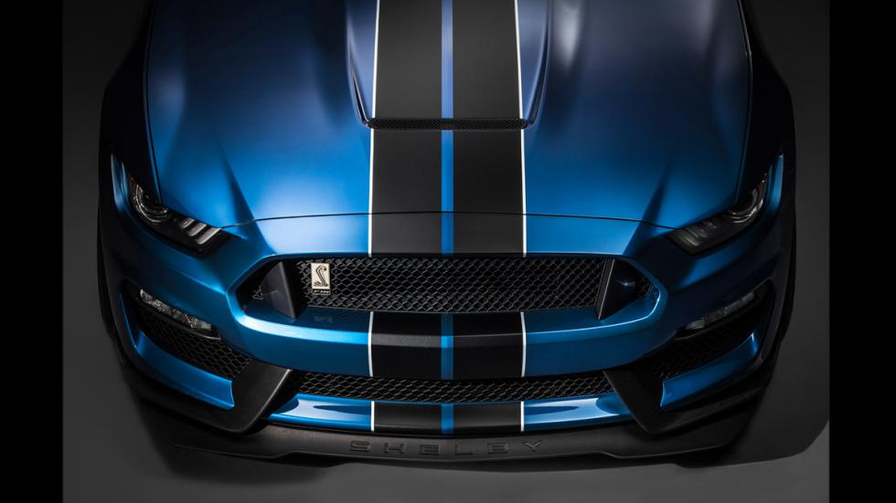 Ford Mustang Shelby GT350R 2016 - 7