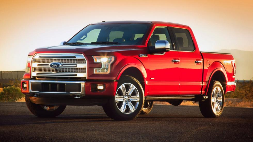 coches perfectos Ruta 66 Ford f-150