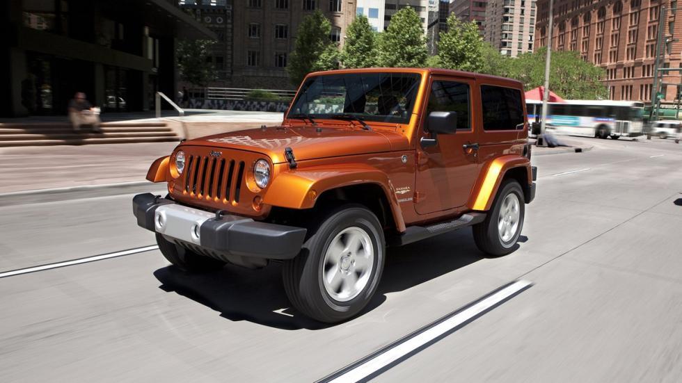 coches perfectos Ruta 66 Jeep Wrangler