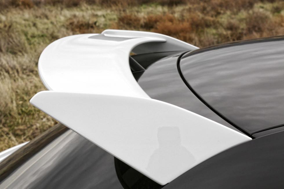 Audi A1 quattro alerón