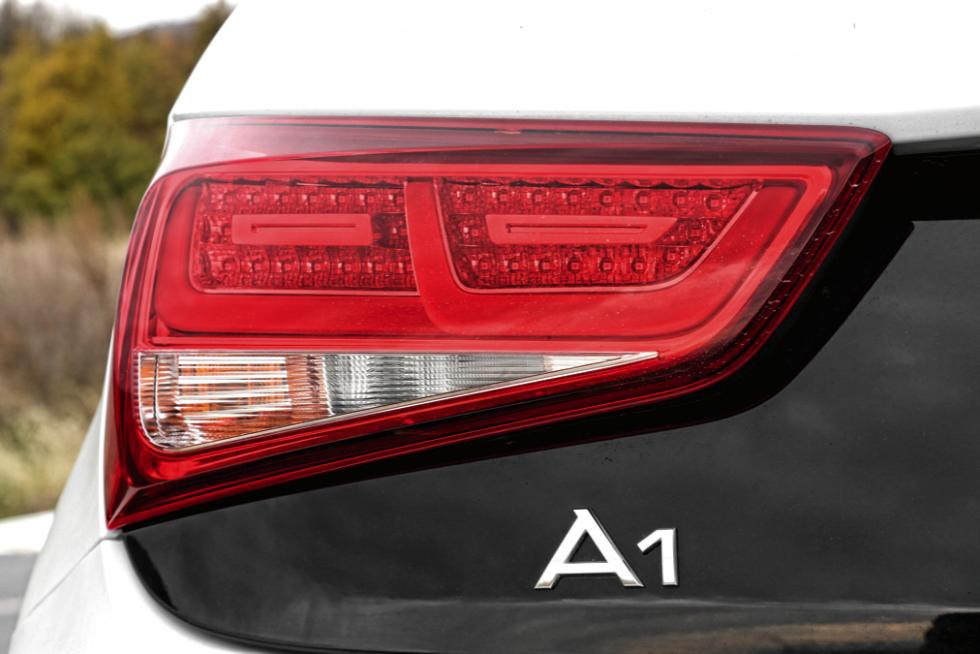Audi A1 quattro pilotos