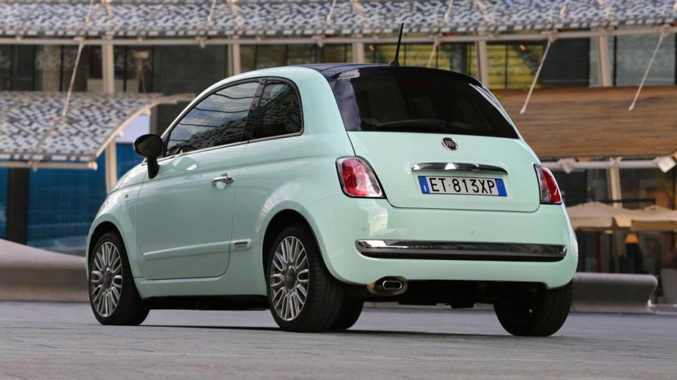 mejores coches ciudad Fiat 500