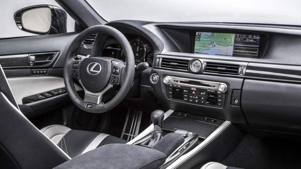 nuevo Lexus GS F interior