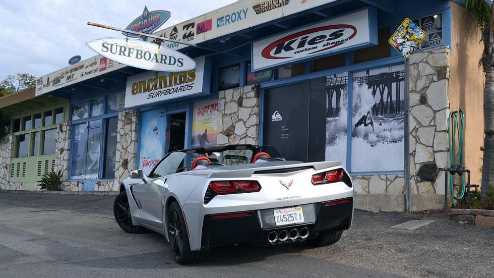 Chevrolet Corvette C7 Stingray zaga tienda