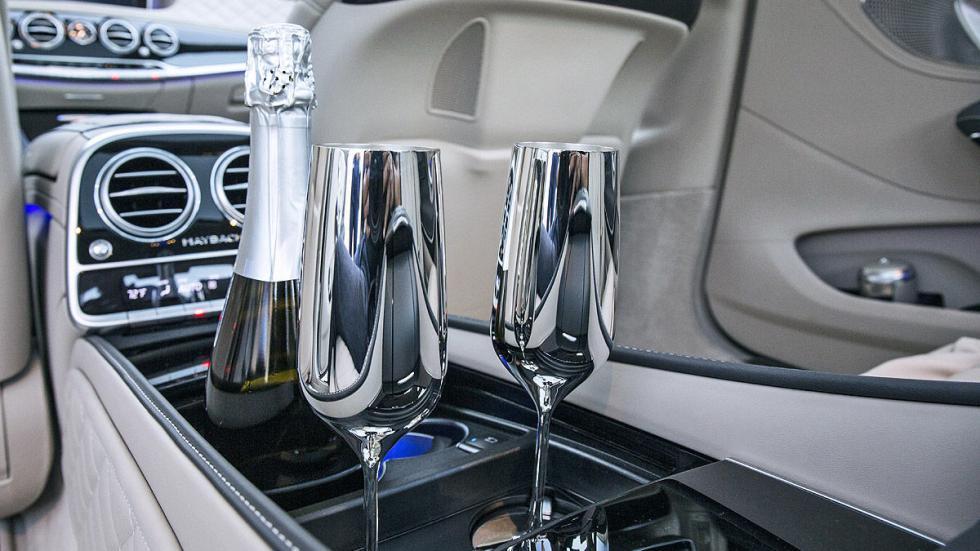 Mercedes-Maybach S 600 copas