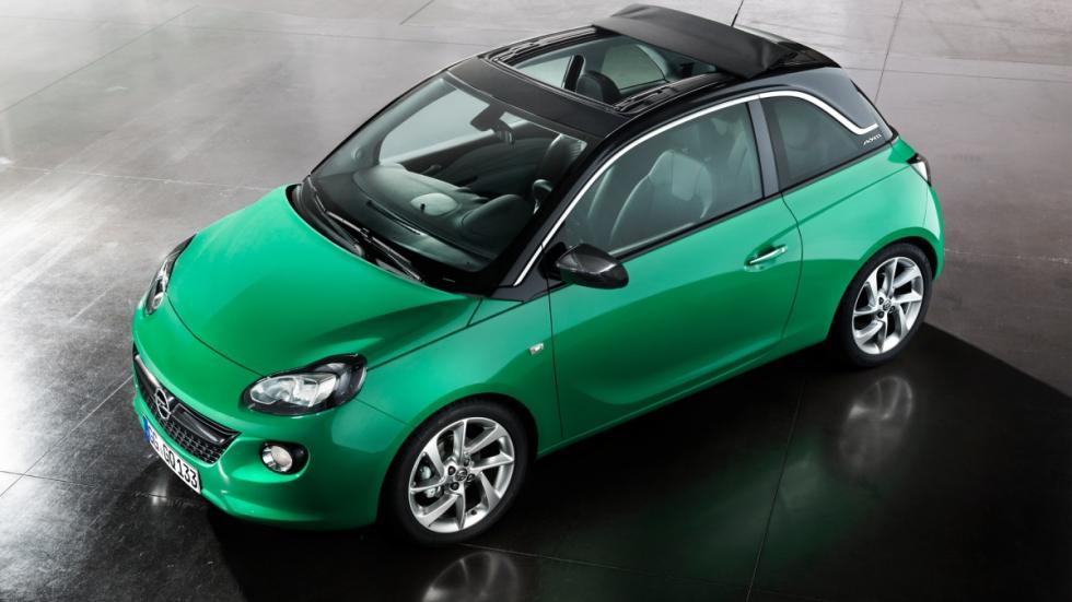 Opel Adam techo de lona