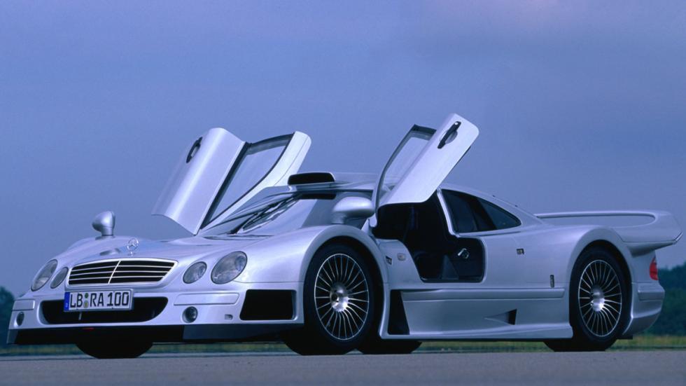 superdeportivos más exclusivos Laferrari Mercedes CLK GTR AMG