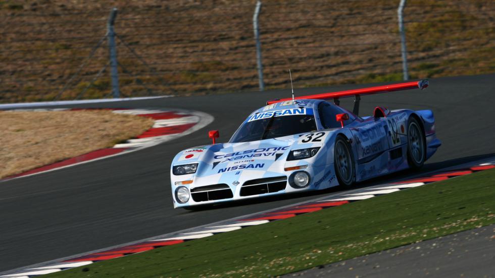 superdeportivos más exclusivos Laferrari Nissan R390 GT1 competición