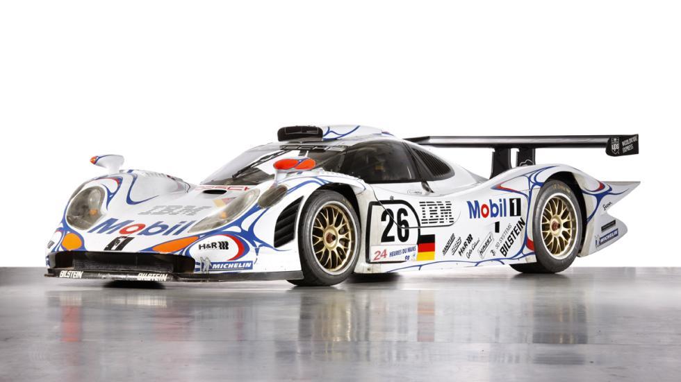 superdeportivos más exclusivos Laferrari Porsche 911 GT1 competi