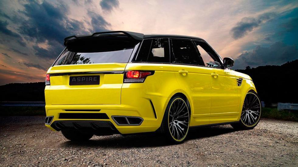 Range Rover Sport Aspire 2015-2
