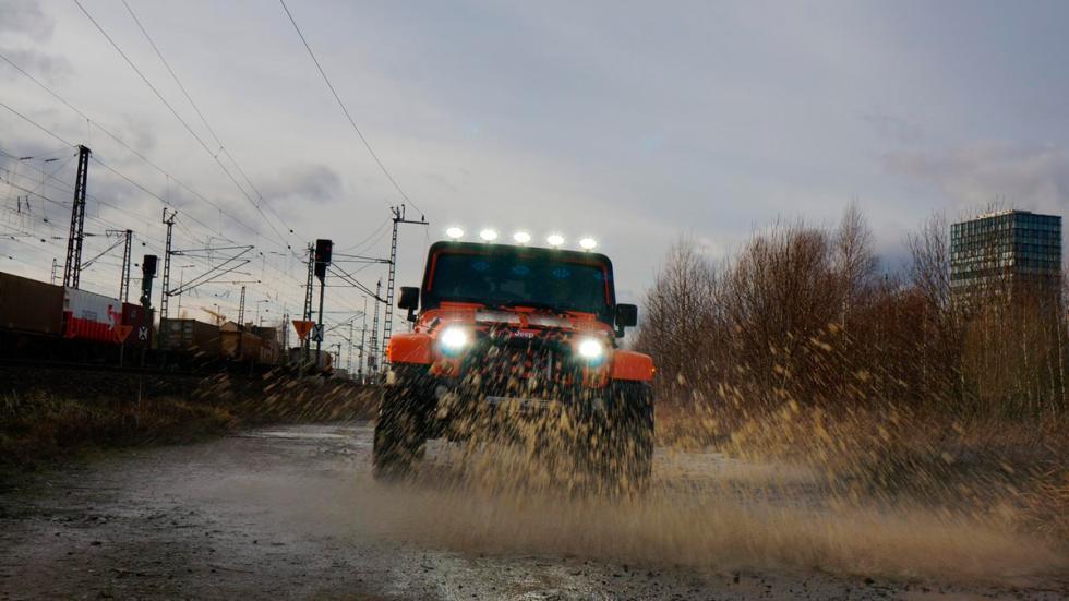 Jeep Wrangler Geiger 2015 - 3