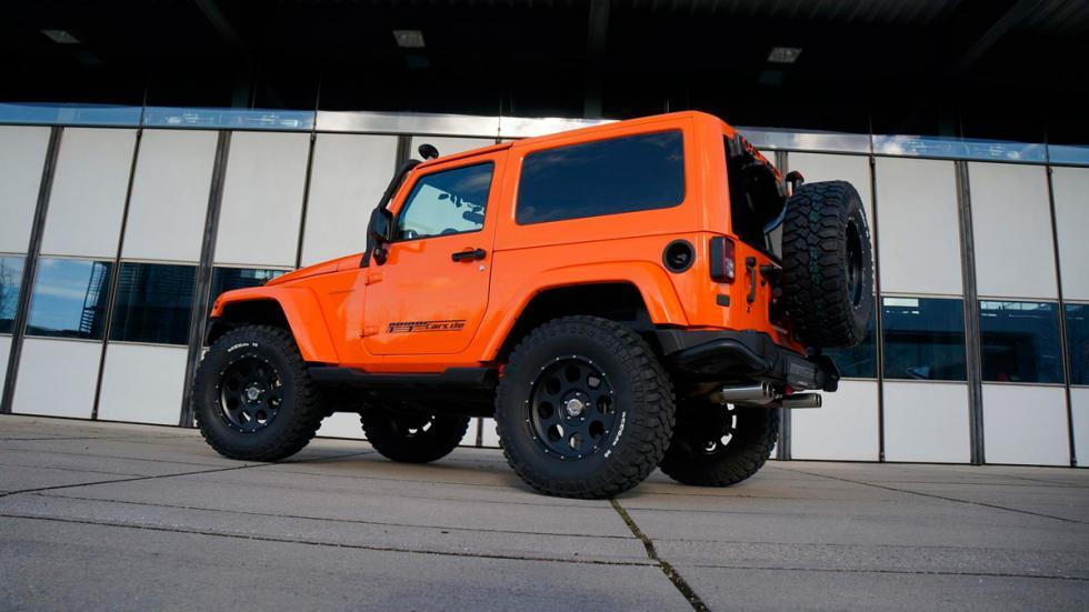 Jeep Wrangler Geiger 2015 - 6