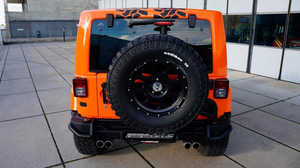 Jeep Wrangler Geiger 2015 - 7