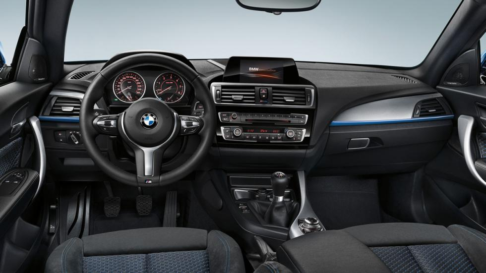 bmw serie 1 interior m sport