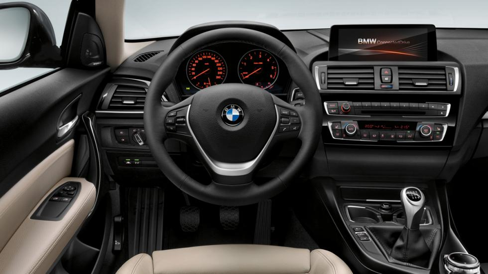 bmw serie 1 interior urban