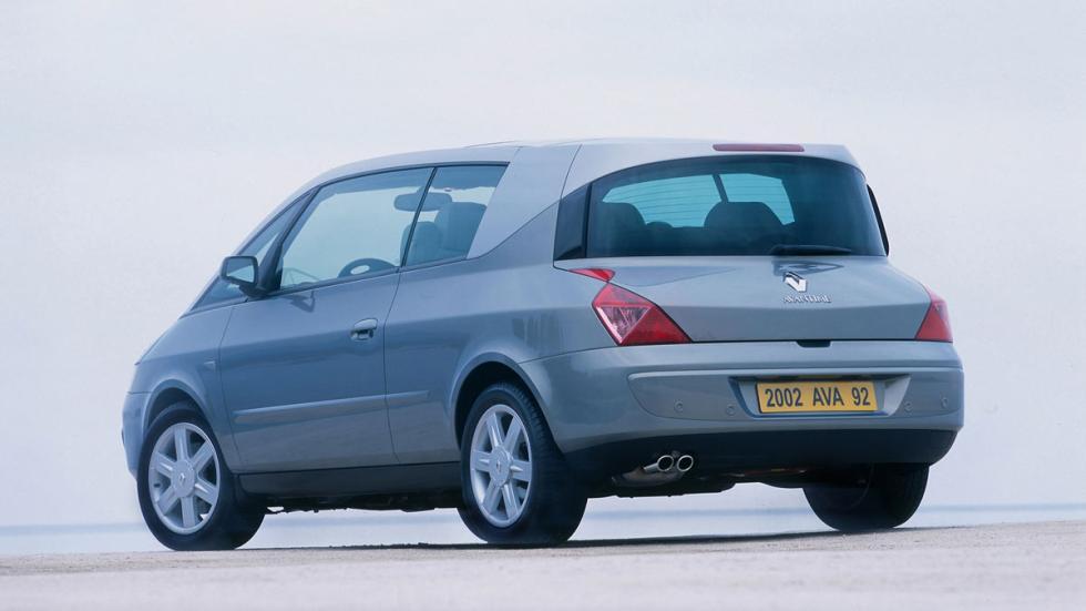 Renault Avantime trasera