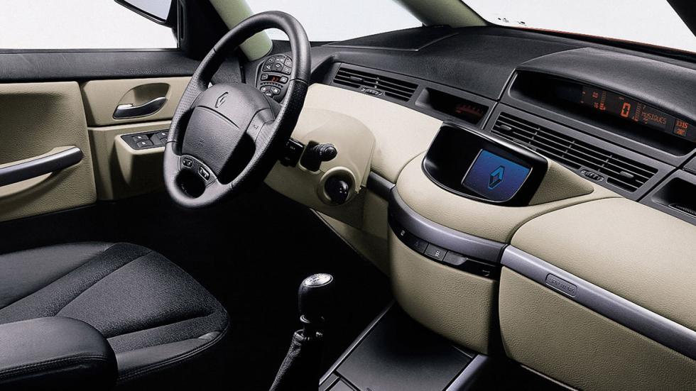 Renault Avantime interior
