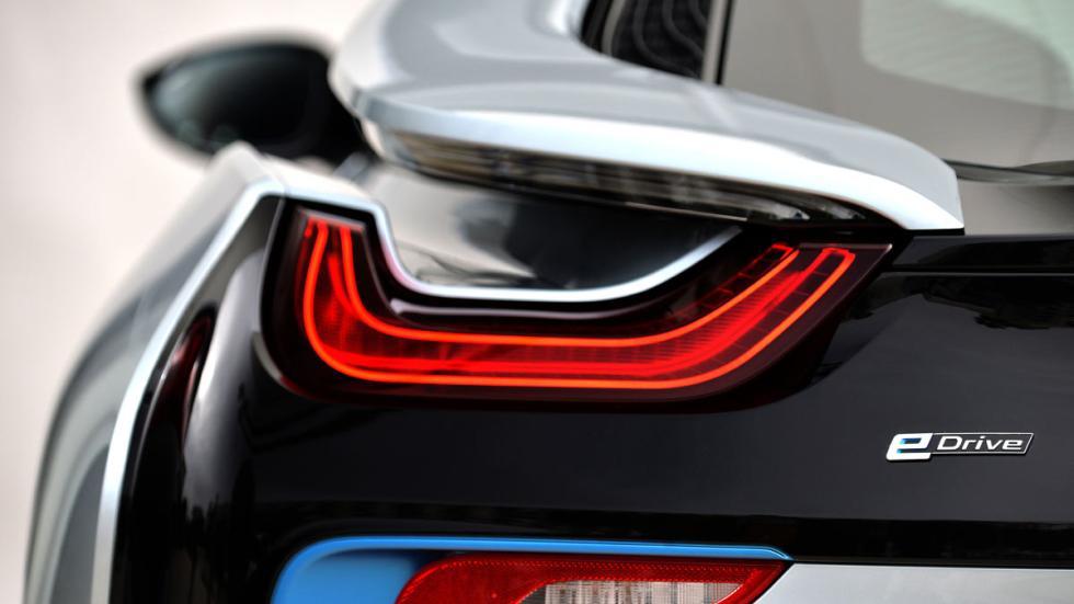 BMW i8 detalle