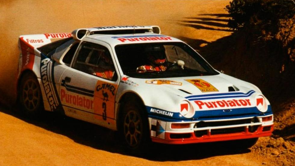 Ford-RS200-Carlos Sainz