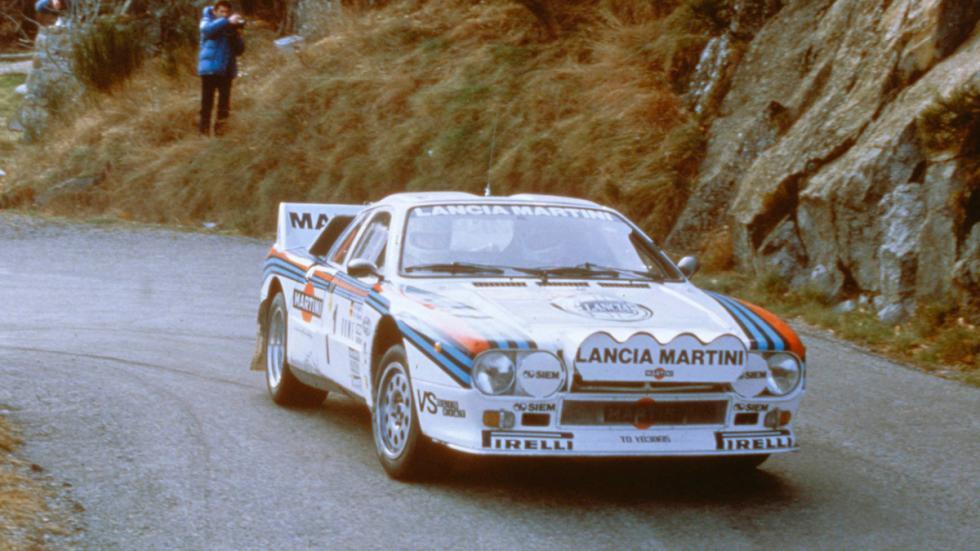 Lancia-Rally-037-Markku Alén