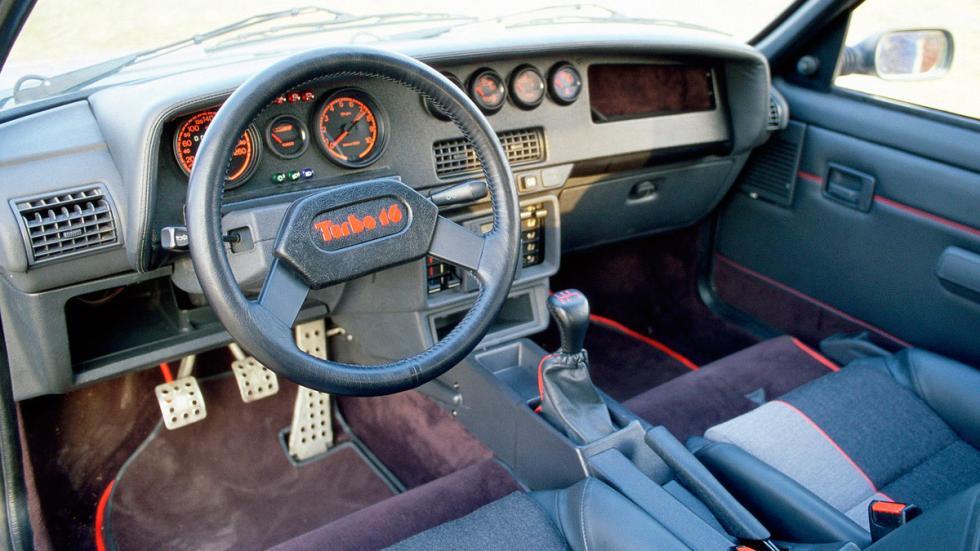 Peugeot-205-T16-Interior