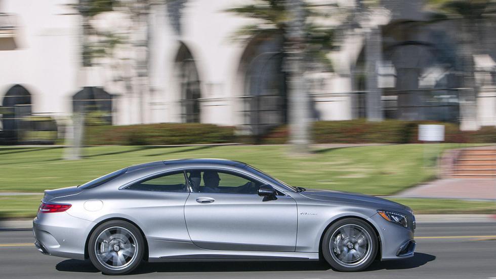Mercedes S 65 Coupé AMG detalle
