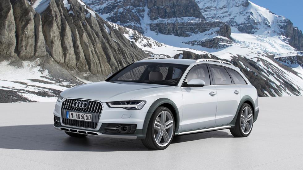 coches para campo capacidades sorprendentes Audi A6 Allroad