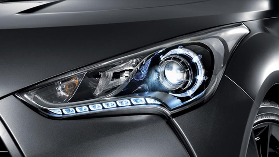 Hyundai Veloster 2015 faro