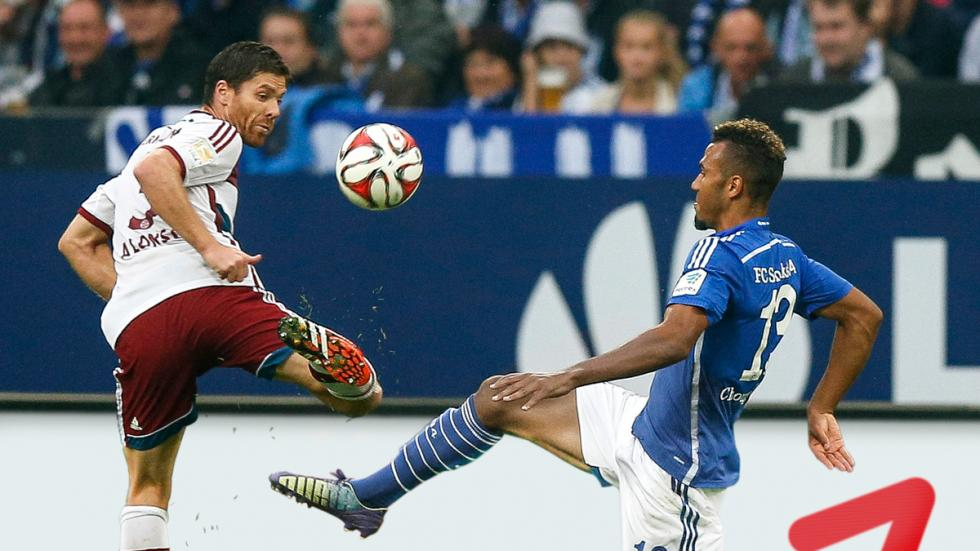 Kumho Tyre, patrocinador del FC Schalke 04 xabi alonso